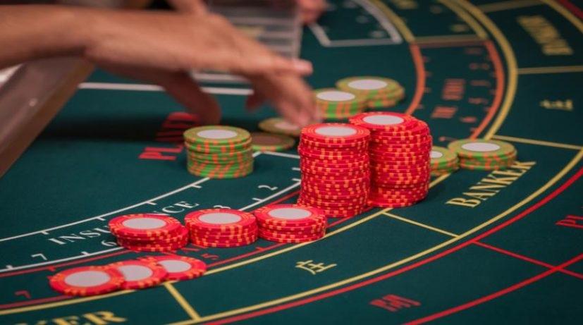baccarat, poker, slot games, jackpot, gambling